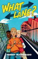Cover image for What lane?