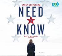 Cover image for Need to know