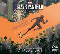 Cover image for Black Panther : the young prince