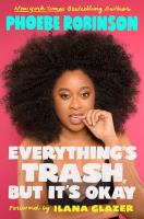 Cover image for Everything's trash, but it's okay