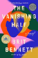 Cover image for The vanishing half : a novel