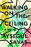 Cover image for Walking on the ceiling : a novel