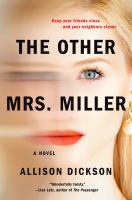 Cover image for The other Mrs. Miller : a novel