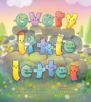 Cover image for Every little letter