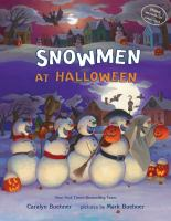 Cover image for Snowmen at Halloween