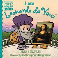 Cover image for I am Leonardo da Vinci
