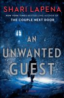 Cover image for An unwanted guest : a novel