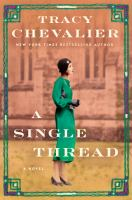 Cover image for A single thread : a novel