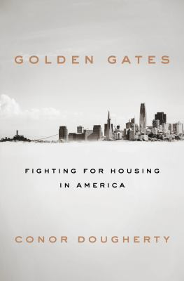 Cover image for Golden gates : fighting for housing in America