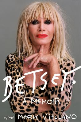 Cover image for Betsey. : a memoir
