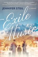 Cover image for Exile music : a novel