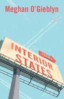 Cover image for Interior states : essays