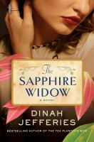 Cover image for The sapphire widow : a novel