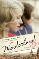 Cover image for Wunderland : a novel