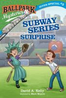 Cover image for Subway Series surprise