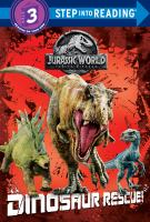 Cover image for Dinosaur rescue!