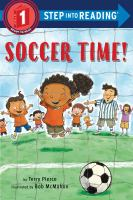Cover image for Soccer time!