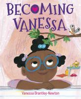 Cover image for Becoming Vanessa
