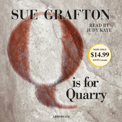 Cover image for Q Is For Quarry