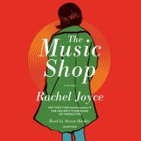 Cover image for The music shop