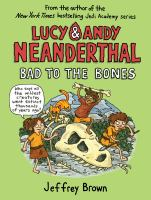 Cover image for Lucy & Andy Neanderthal.