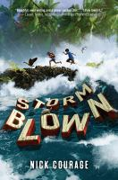 Cover image for Storm blown