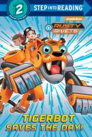 Cover image for Tigerbot saves the day!