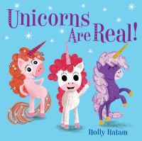Cover image for Unicorns are real!