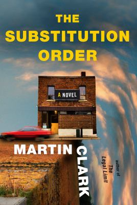 Cover image for The substitution order : a novel