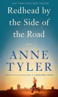 Cover image for Redhead by the side of the road : a novel