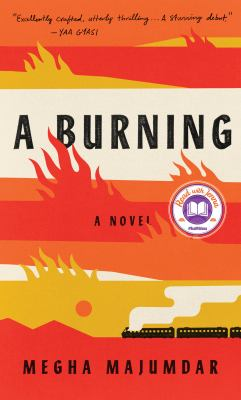 Cover image for A burning : a novel