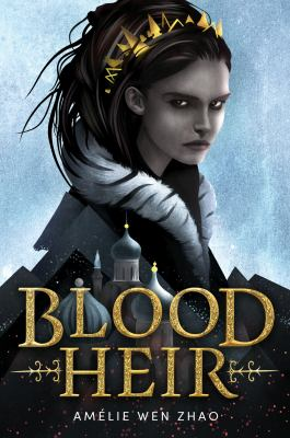 Cover image for Blood heir