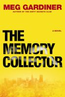 Cover image for The memory collector