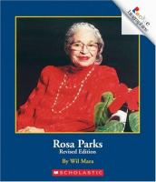 Cover image for Rosa Parks