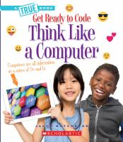 Cover image for Think like a computer