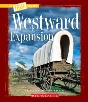 Cover image for Westward expansion
