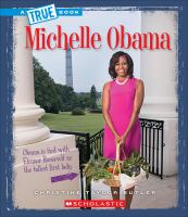 Cover image for Michelle Obama