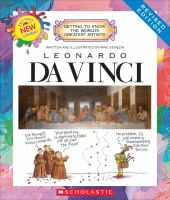 Cover image for Leonardo da Vinci