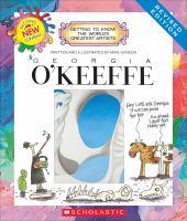 Cover image for Georgia O'Keeffe