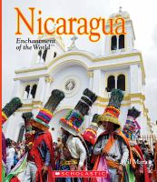 Cover image for Nicaragua