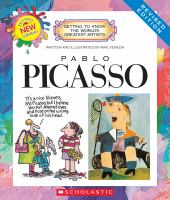 Cover image for Pablo Picasso