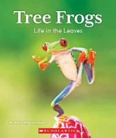 Cover image for Tree frogs : life in the leaves