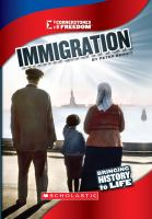 Cover image for Immigration