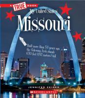 Cover image for Missouri