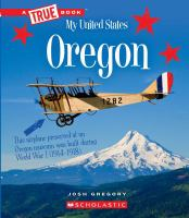 Cover image for Oregon