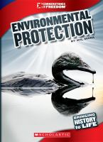 Cover image for Environmental protection