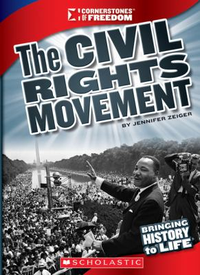 Cover image for The civil rights movement