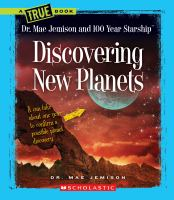 Cover image for Discovering new planets