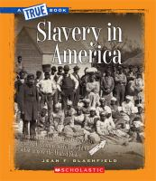 Cover image for Slavery in America