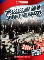 Cover image for The assassination of John F. Kennedy
